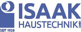 Isaak Haustechnik Logo