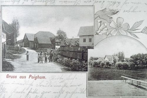 Poigham, der Standort der Firma Isaak